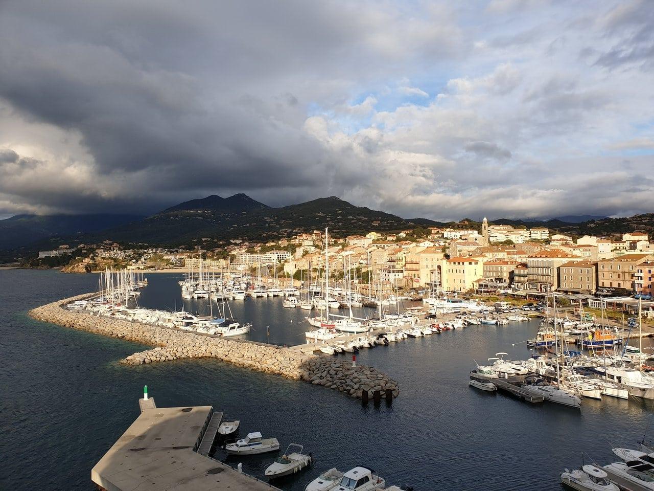 Au-revoir la Corse. Propriano