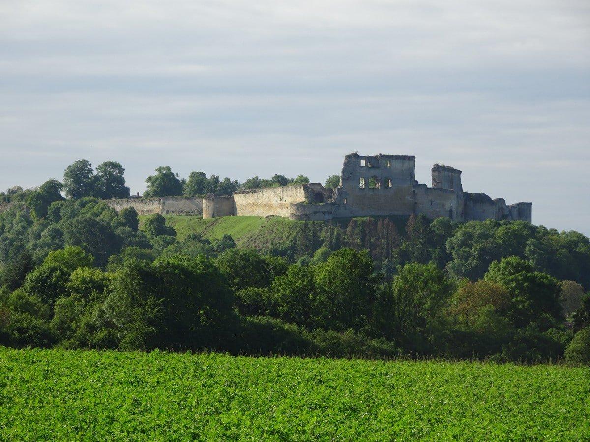 château de Coucy-le-Château