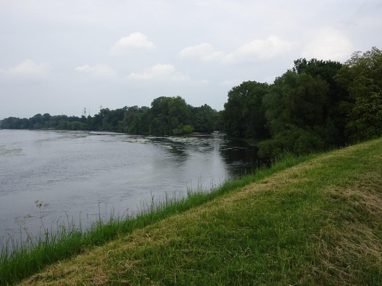 Confluent de la Loire et du Loiret