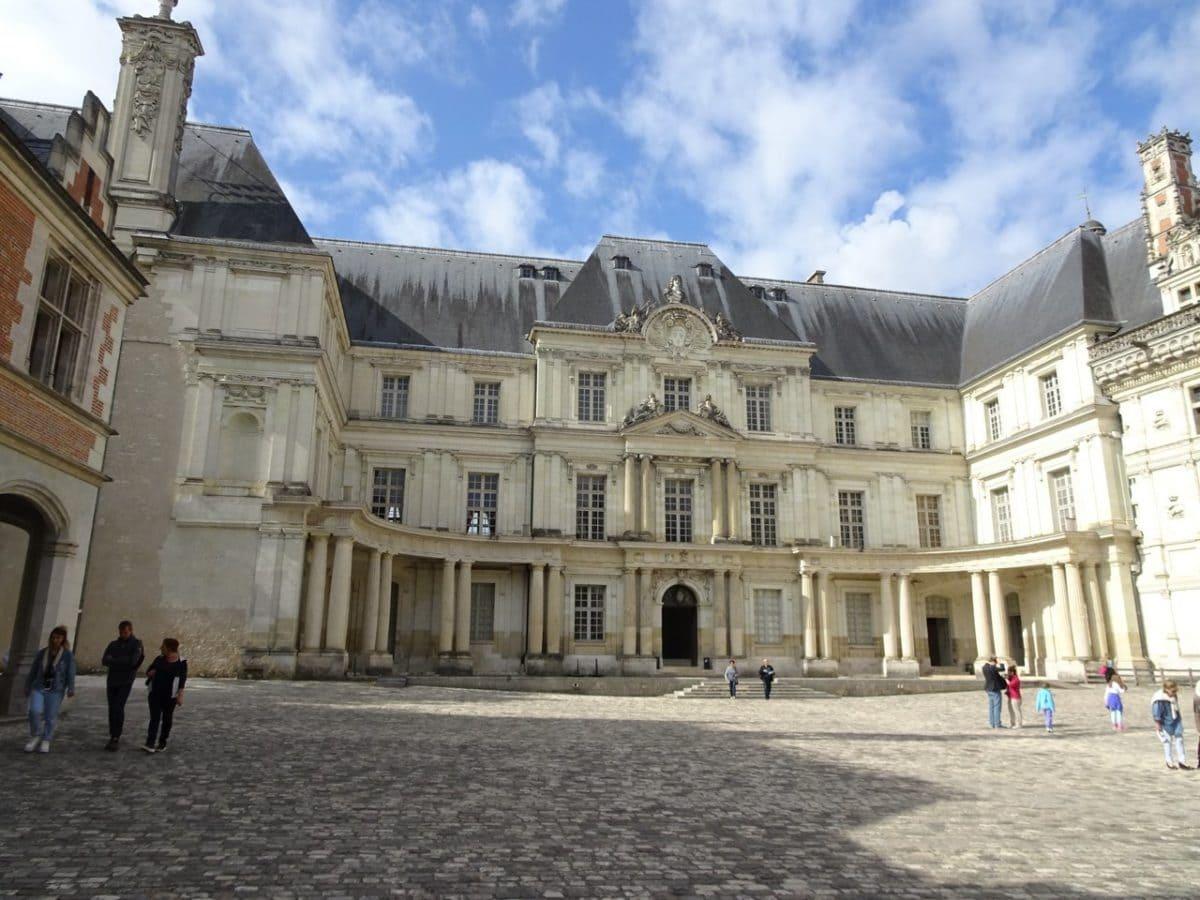 Aile Gaston d'Orléans château de Blois