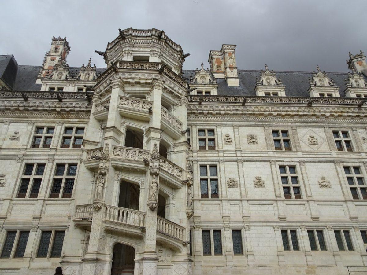 Aile François Premier château de Blois