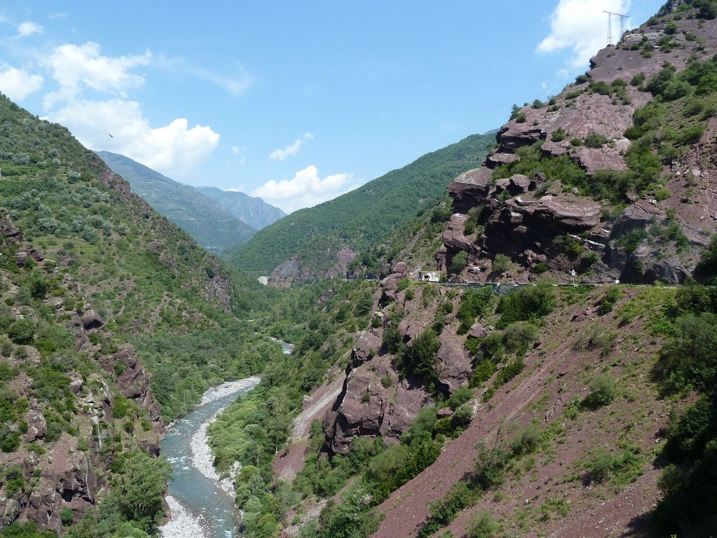 Vallée de la Tinée