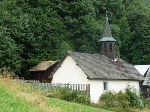 Chapelle à Vaudagne